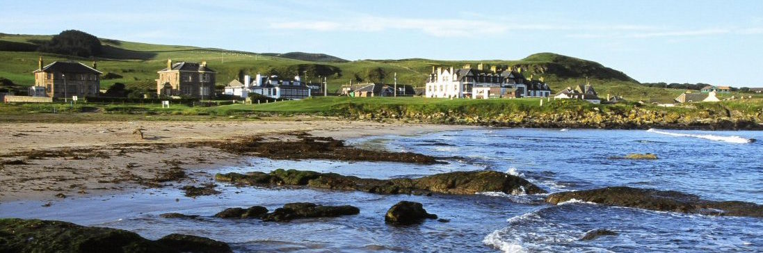 Golf in Western Scotland