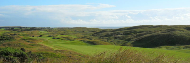 Golf in north east Scotland by authentic golf