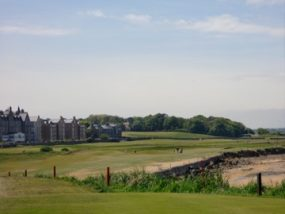 Golf trips to East Lothian by Authentic Golf