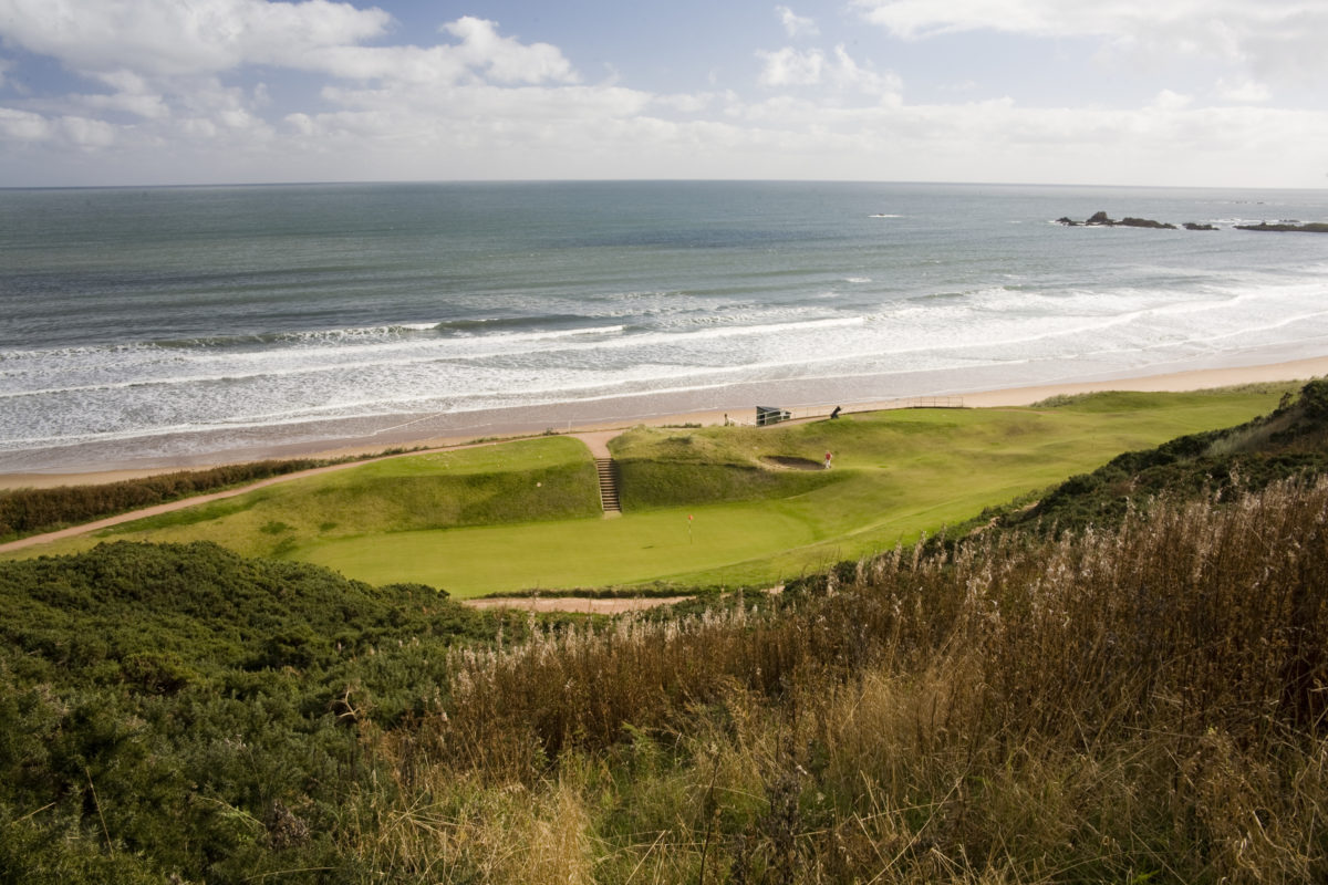 Cruden bay Golf Club by authentic golf