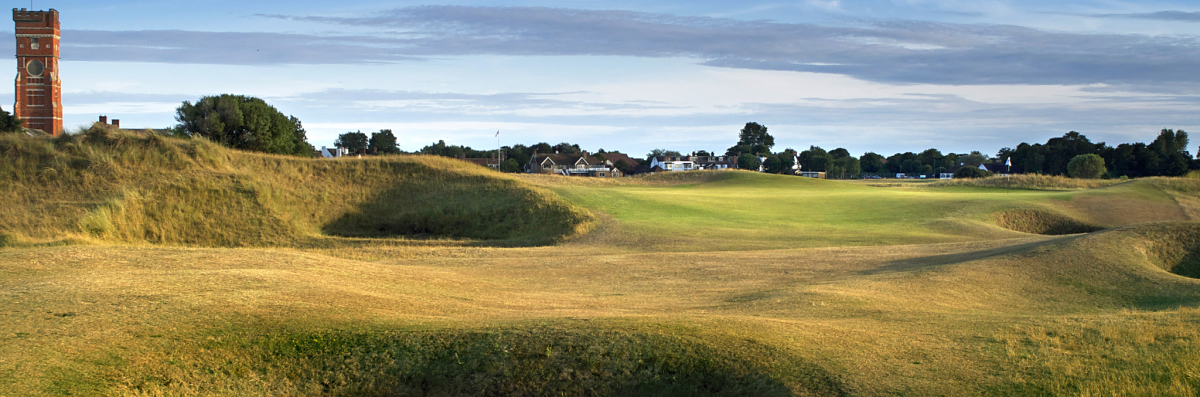 Links golf in Kent by authentic golf