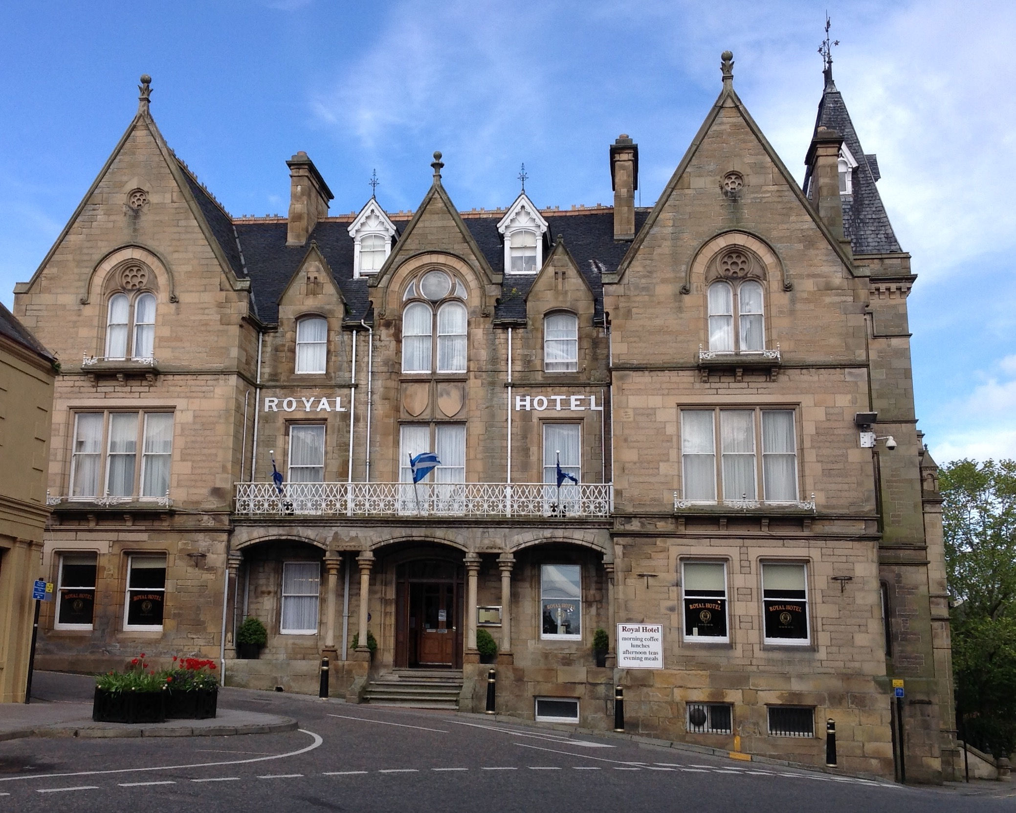 The Royal Tain Hotel