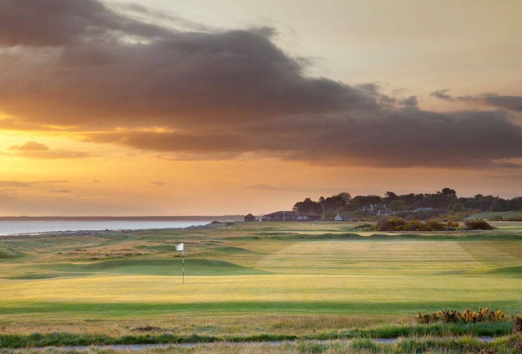 Nairn Golf Club by authentic golf