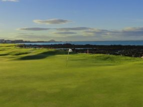 Dunbar Golf Club 4th hole