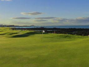 Dunbar Golf Club 4th hole