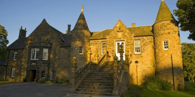 Accommodation in North East Scotland by authentic golf