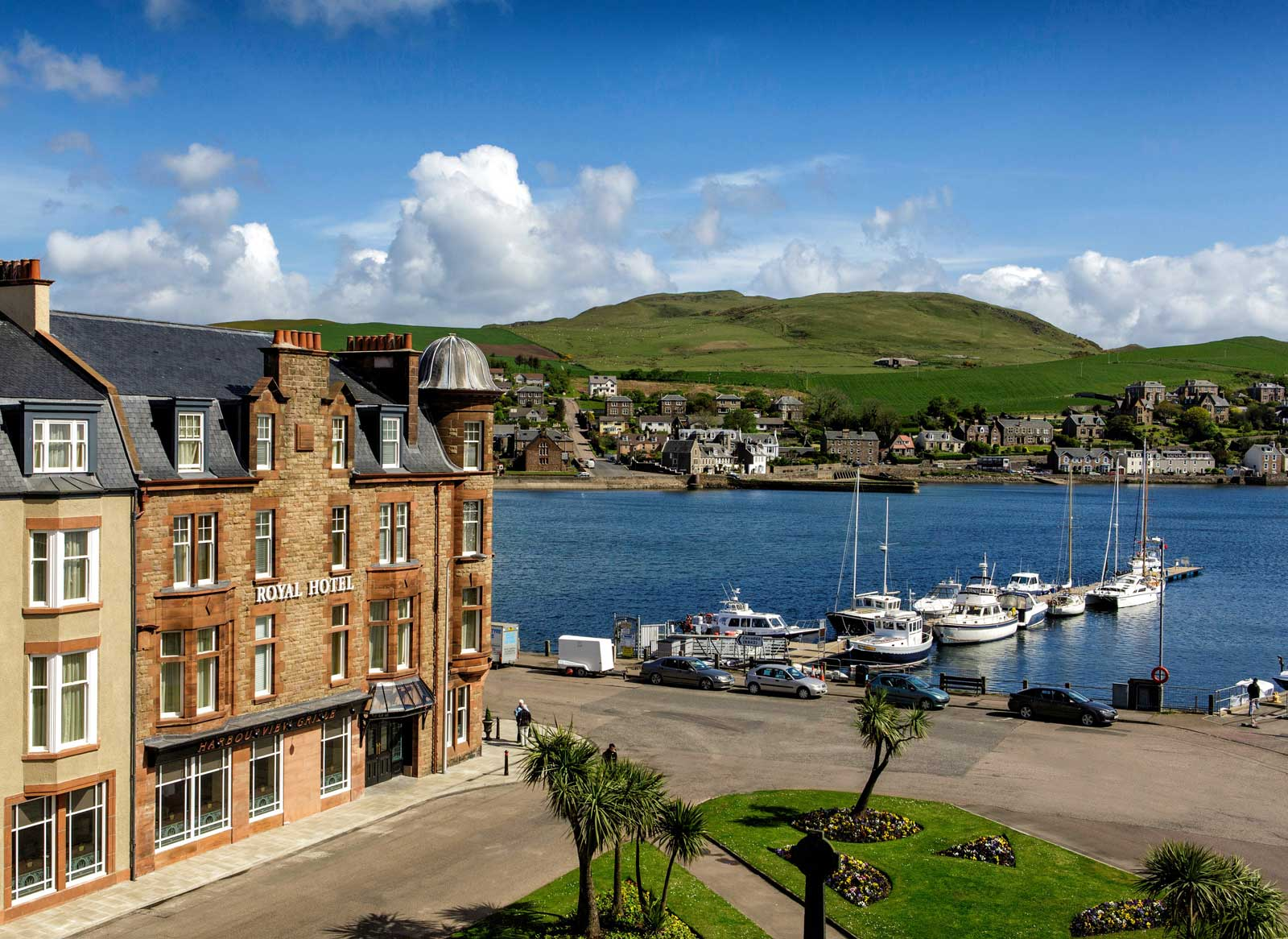 Royal Hotel, Campbeltown