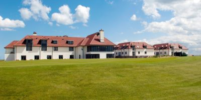 Accommodation in South East England by authentic golf