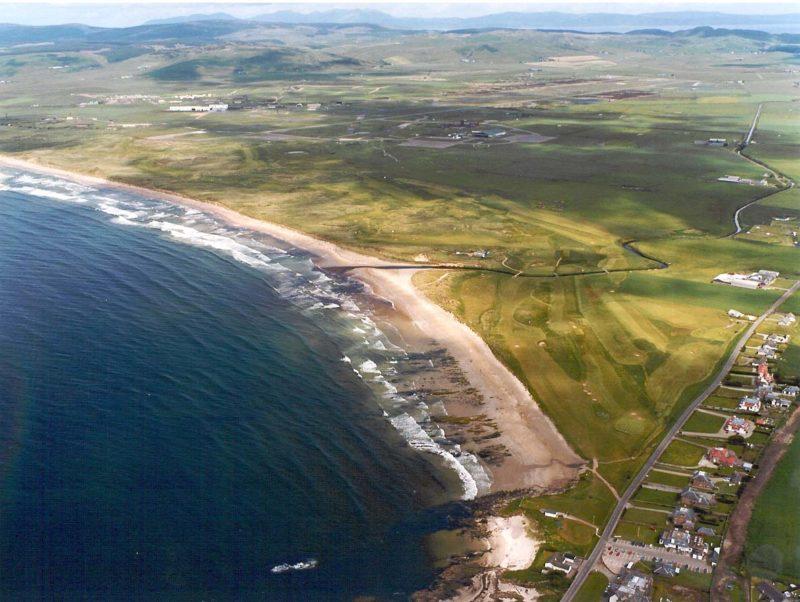 Machrihanish links golf by authentic golf