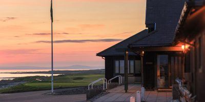 Accommodation in Wales by authentic golf