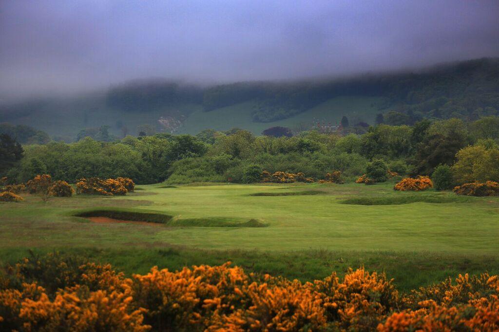 Ganton Golf Club by authentic golf