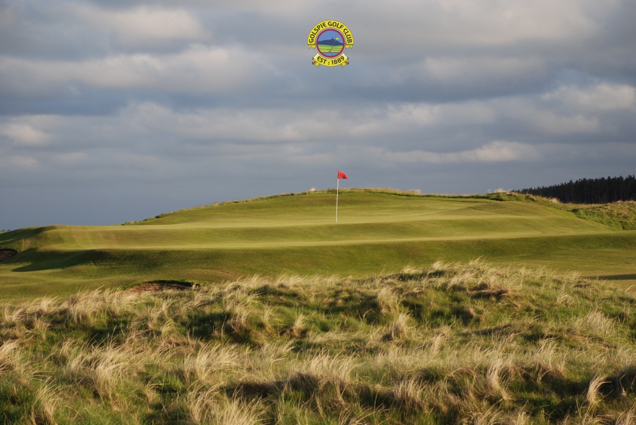 Golspie Golf Club by authentic golf