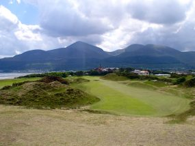 links golf in Northern Ireland by authentic golf