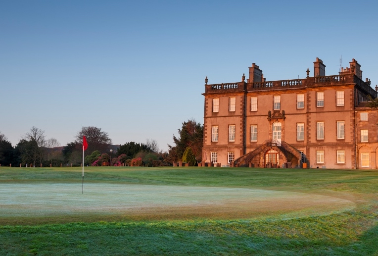 Dalmahoy Golf Hotel east course by Authentic golf