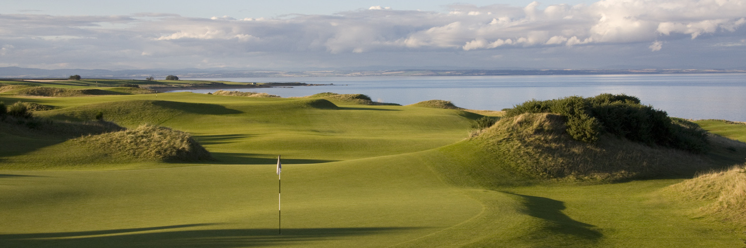 Kingsbarns Golf Links tours by Authentic Golf