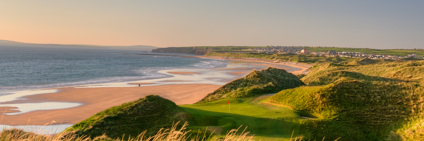 great Irish links golf by authentic golf