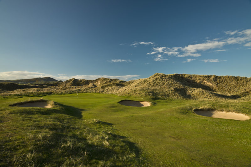 Rosapenna Golf Hotel, links golf by Authentic golf