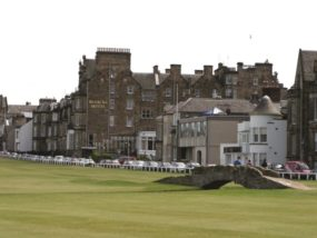 Accommodation in St Andrews