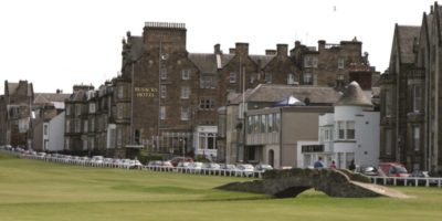 Accommodation in St Andrews by authentic golf