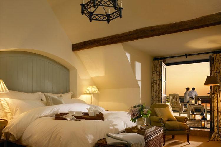 Doonbeg Hotel Golf & Spa Resort in Co Clare.