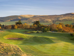 Golf in Perthshire & Kinross