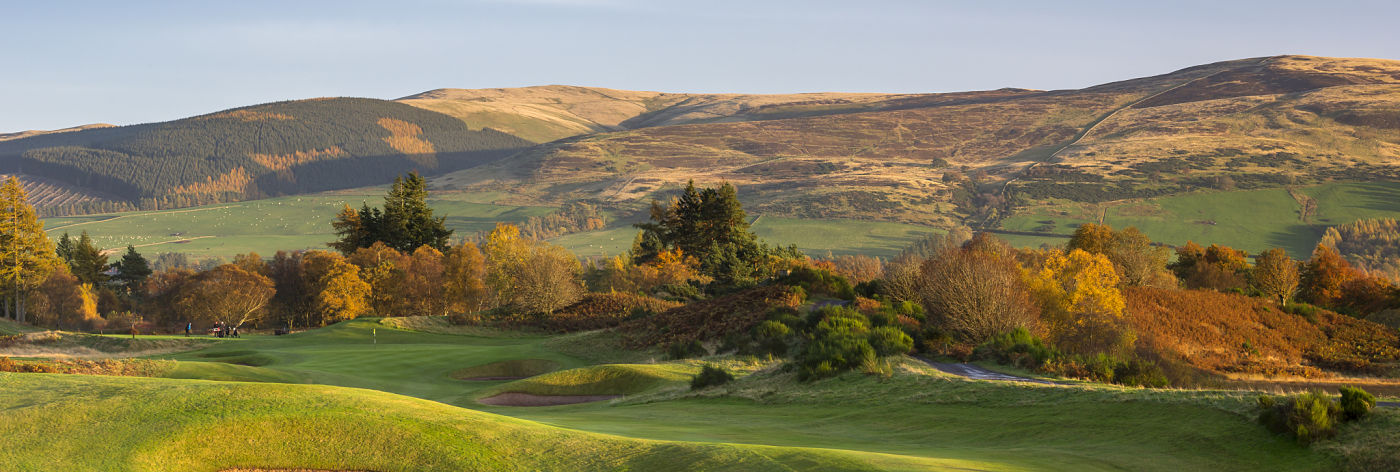 Golf in Perthshire