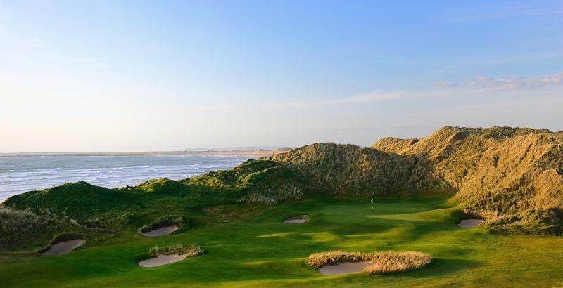 Doonbeg Golf Hotel, links golf by Authentic golf