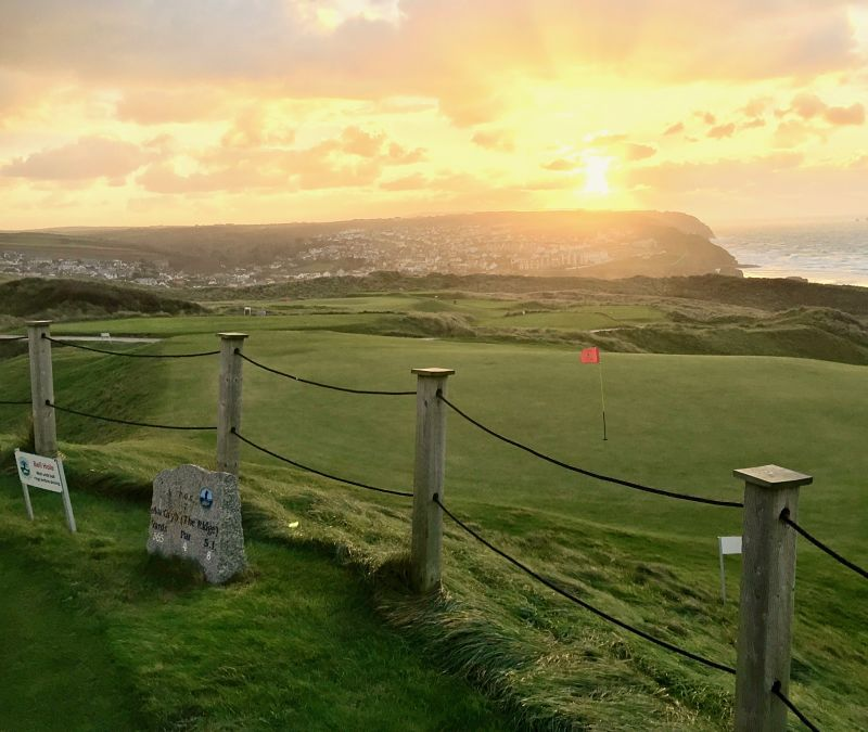 Perrenporth Golf Club