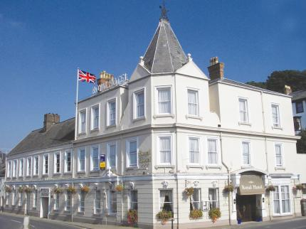 The Royal Hotel, Bideford