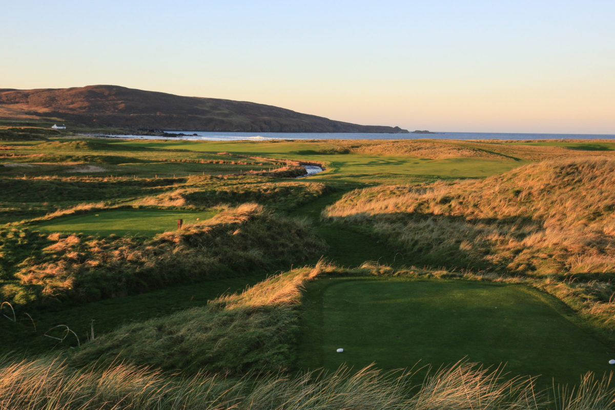 The Machrie Golf Club